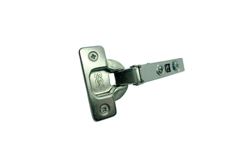 110 Degree, Clip Cushion Hinge