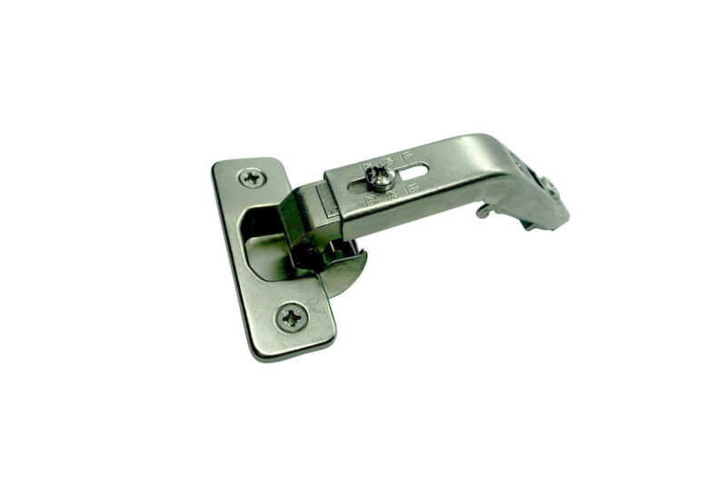 135 Degree Pie Cut Corner Hinge