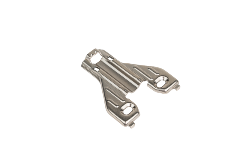 Steel Face Frame Mounting Plate For Clip-On