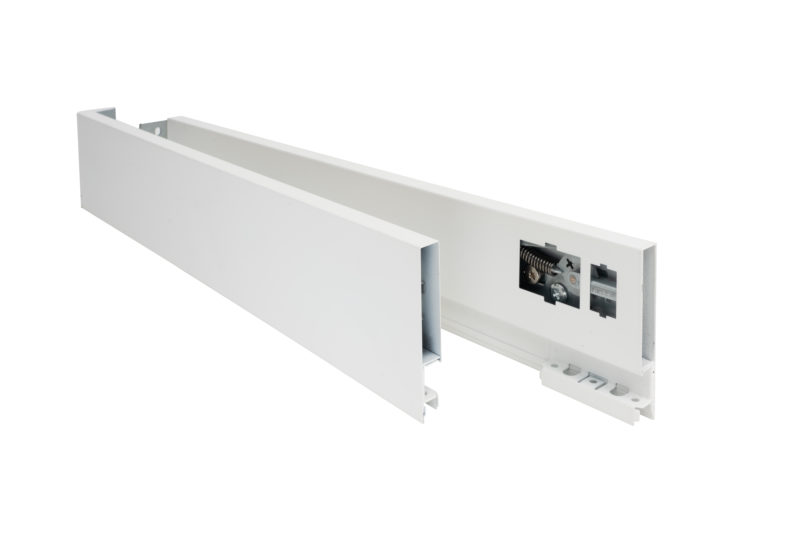 CGS Allegro Double Metal Wall Metal Drawer System